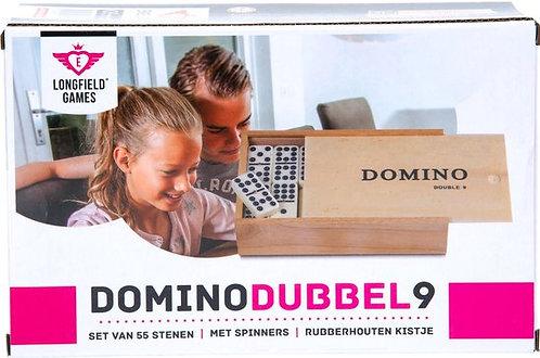 DOMINO DUBBEL 9