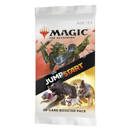 Magic the Gathering : JUMP-START Booster VO