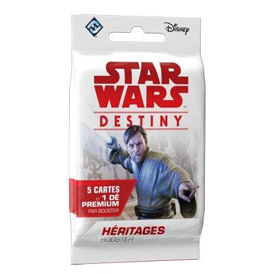 """Star Wars DESTINY """"Héritages"""" Booster"""
