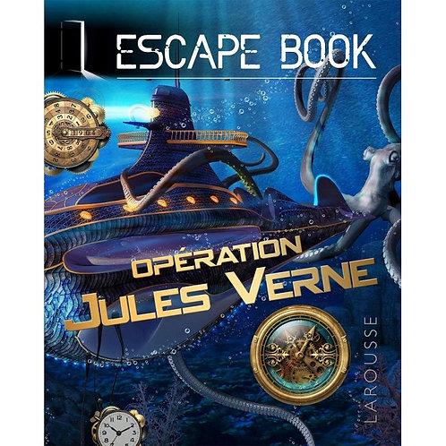 ESCAPE BOOK : Opération Jules Verne