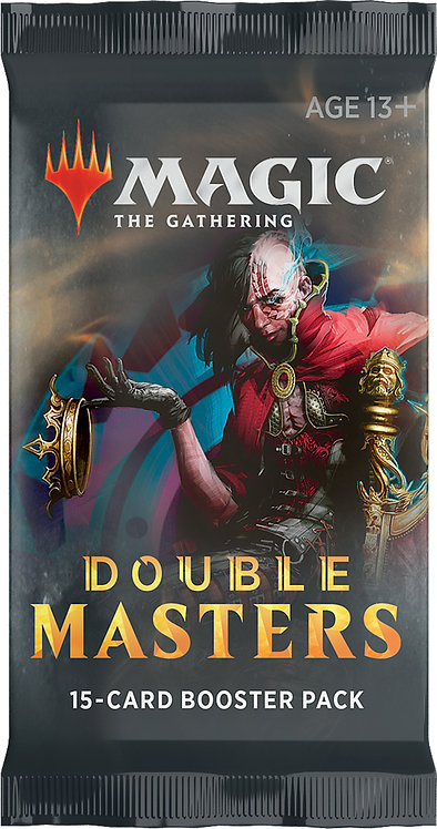 MAGIC : Boosters Double Masters VF