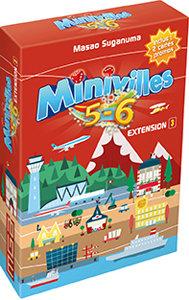 MINIVILLES : Extension 5 & 6 joueurs