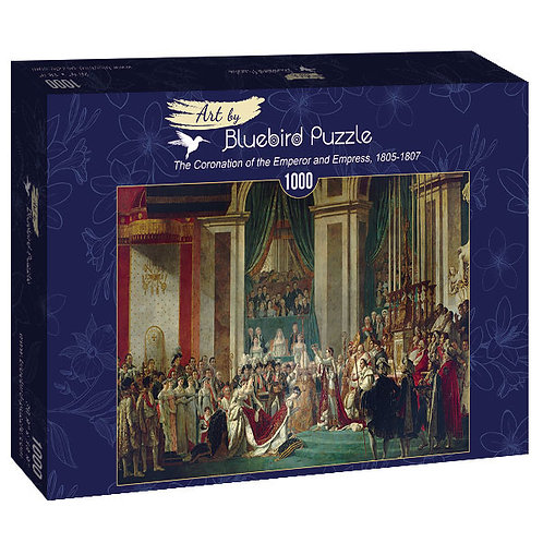 Puzzle The Coronation Of The Emperor And Empress 1000 Pièces