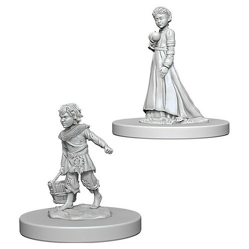 D&D Figurines CHILDREN