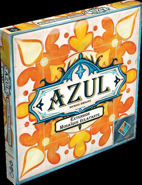 AZUL : EXT. MOSAIQUE ECLATANTE