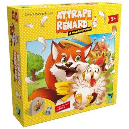 ATTRAPE RENARD - Le Voleur De Poules