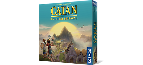 CATAN - Gloire des Incas