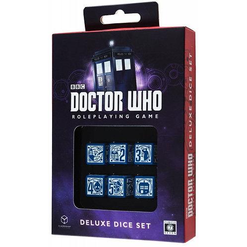 Set de Dés DOCTOR WHO