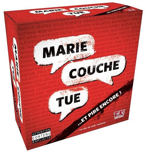 MARIE COUCHE TUE