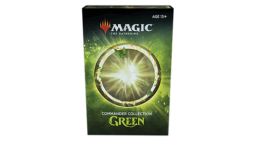 COMMANDER COLLECTION GREEN VO