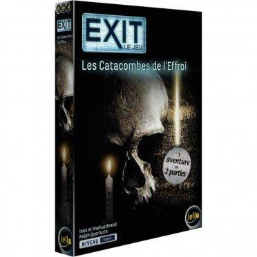 EXIT: Les Catacombes de l'Effroi