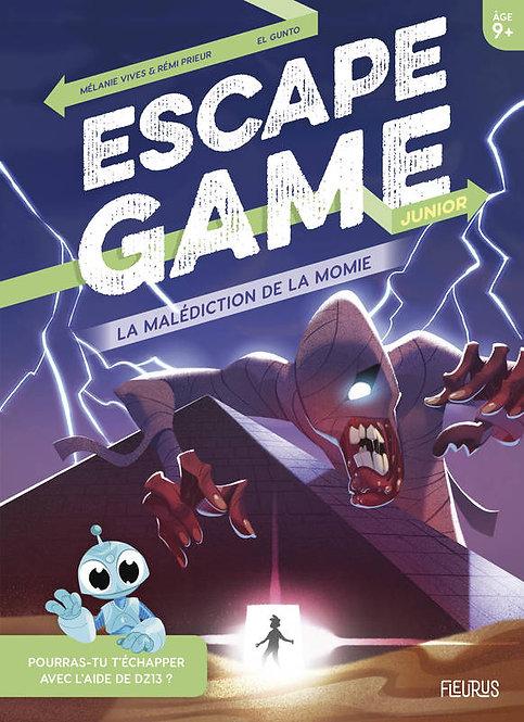 Escape Game Junior : La Malédiction De La Momie
