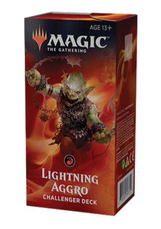 MAGIC : Deck de Challenger Lightning Aggro VO