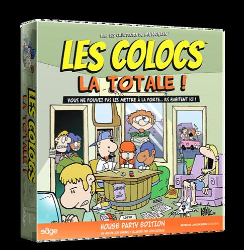 LES COLOCS LA TOTALE !