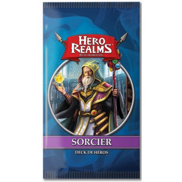 Hero Realms - Deck de héros Sorcier