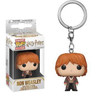 Figurine/porte-clés POCKET POP! RON WEASLEY