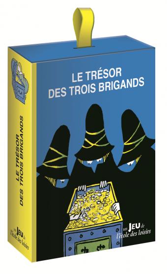 LE TRESOR DES TROIS BRIGANDS