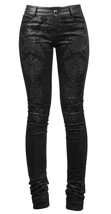 Pantalon DAMASK Noir