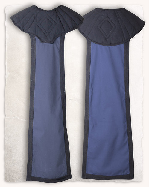 Surcot ABRAXAS Noir/Bleu
