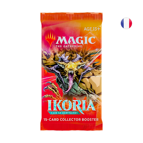 MAGIC : Booster Collector IKORIA La Terre des Béhémots VF