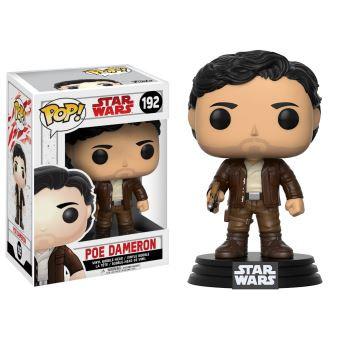 Figurine POP! Poe Dameron
