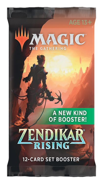 Magic : Booster d'expédition RENAISSANCE DE ZENDIKAR VO