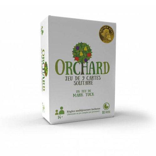 ORCHARD : Jeu De 9 Cartes Solitaire