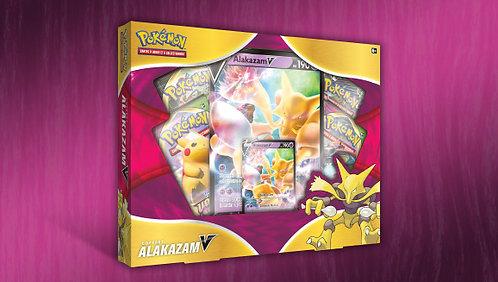 Pokémon Coffret Alakazam-V Janvier