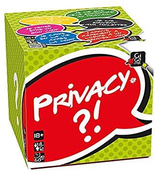 PRIVACY ?!