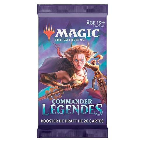 MAGIC: Boosters COMMANDER LEGENDES VF