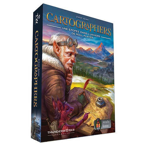 Cartographers : A Roll Players Tale