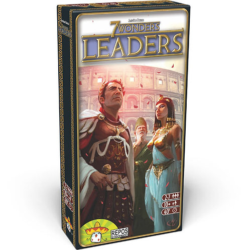 7 WONDERS Ext. Leaders Ancienne Edition