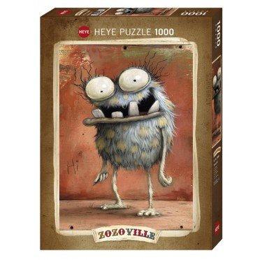 Puzzle ZOZOVILLE - Monsta Hi! 1000 Pièces
