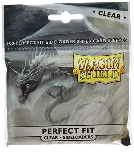 100 Protections Individuelles Perfect Fit Dragon Shield - Transparent