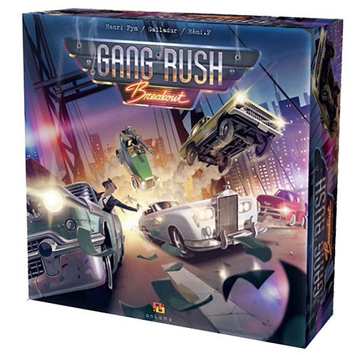 GANG RUSH Breakout (Occasion)