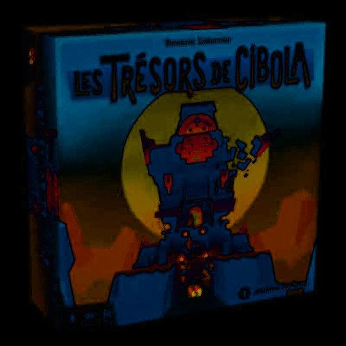 LES TRESORS DE CIBOLA
