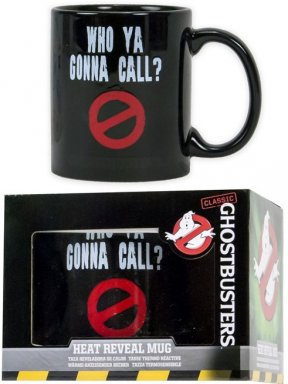 Tasse Ghostbusters - Thermosensible