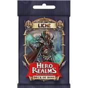 Hero Realms - Deck de boss liche