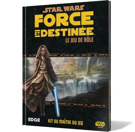 STAR WARS FORCE ET DESTINEE - Le kit du Maître du Jeu