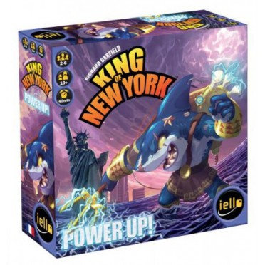 KING OF NEW YORK Power Up !