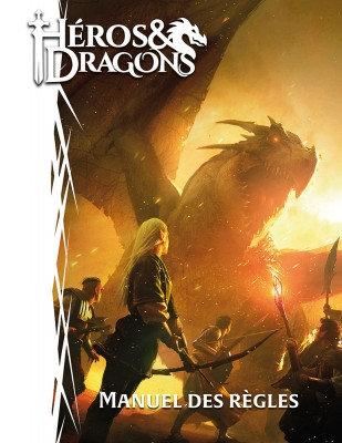 Héros & Dragons- Manuel des règles