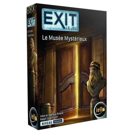 EXIT: Le Musée Mystérieux