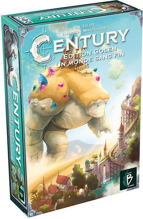 CENTURY : Edition GOLEM UN MONDE SANS FIN