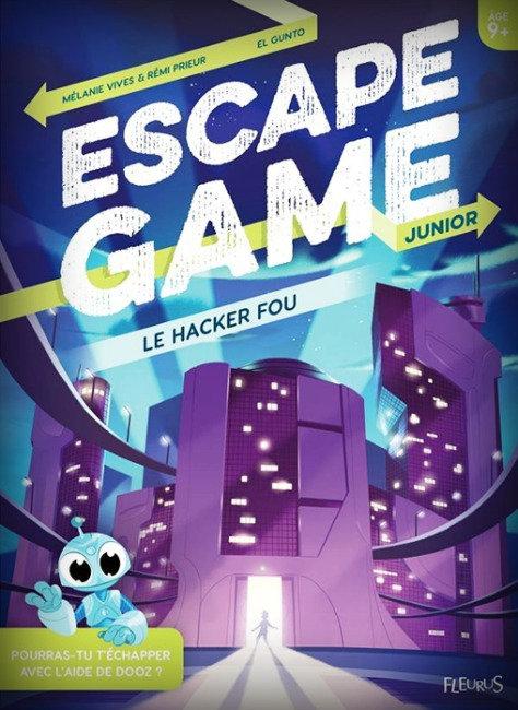 Escape Game Junior : Le Hacker Fou