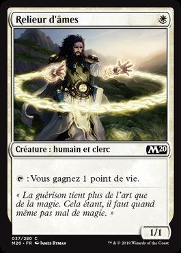 Blanche - Relieur d'âmes (M20)