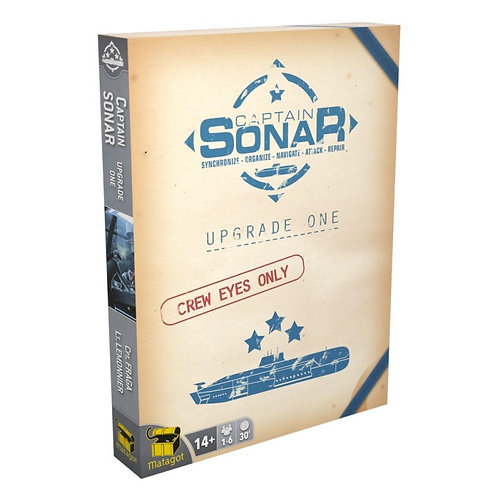 Captain SONAR : Extension Upgrade 1