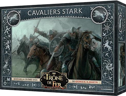 LE TRÔNE DE FER : Le Jeu De Figurines, Cavaliers Stark