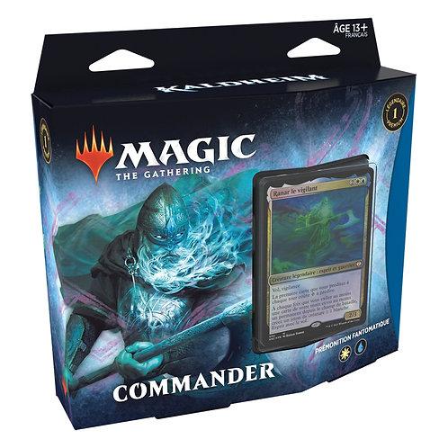 """MAGIC: Deck de Commander """"Prémonition Fantomatique"""" VF"""