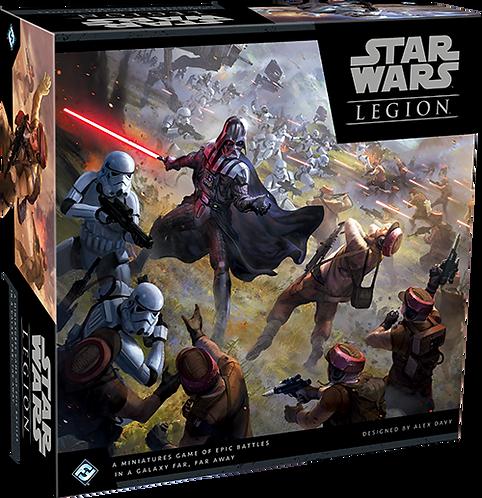 STAR WARS LEGION Boîte de Démarrage
