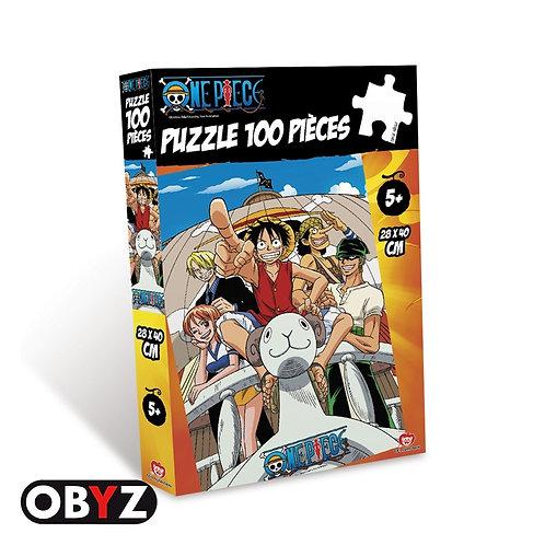 PUZZLE One Piece 100 Pièces